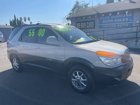 2003 Buick Rendezvous for sale at Blue Diamond Auto Sales in Ceres CA