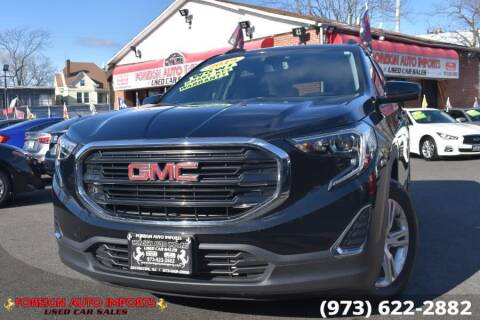 2019 GMC Terrain for sale at www.onlycarsnj.net in Irvington NJ