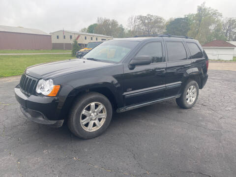2008 Jeep Grand Cherokee for sale at MARK CRIST MOTORSPORTS in Angola IN