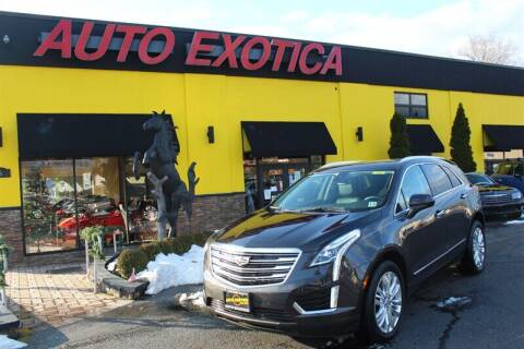 2017 Cadillac XT5 for sale at Auto Exotica in Red Bank NJ