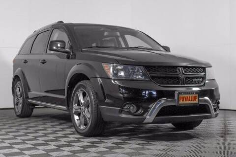 2018 Dodge Journey for sale at Chevrolet Buick GMC of Puyallup in Puyallup WA