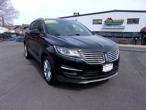 2016 Lincoln MKC for sale at Dorman's Auto Center inc. in Pawtucket RI