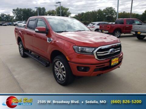 2019 Ford Ranger for sale at RICK BALL FORD in Sedalia MO