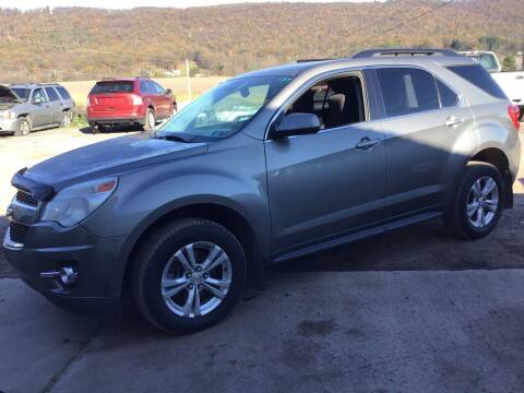 2012 Chevrolet Equinox for sale at Troys Auto Sales in Dornsife PA
