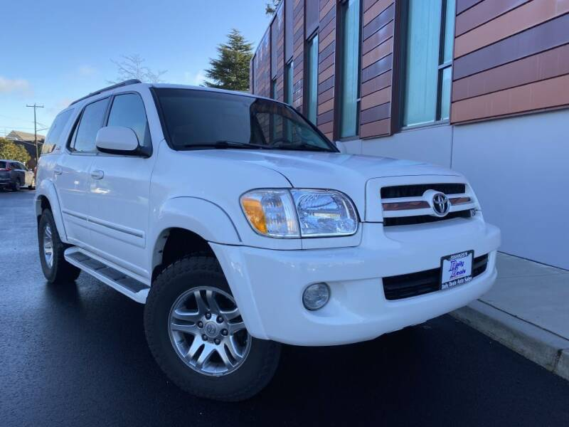 2006 Toyota Sequoia for sale at DAILY DEALS AUTO SALES in Seattle WA