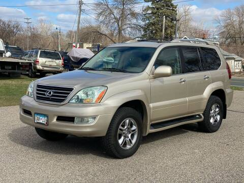 2008 Lexus GX 470 for sale at Tonka Auto & Truck in Mound MN