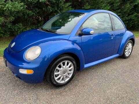 2005 Volkswagen New Beetle for sale at 268 Auto Sales in Dobson NC