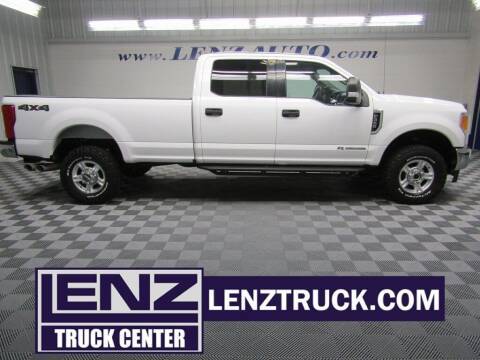 2017 Ford F-350 Super Duty for sale at LENZ TRUCK CENTER in Fond Du Lac WI