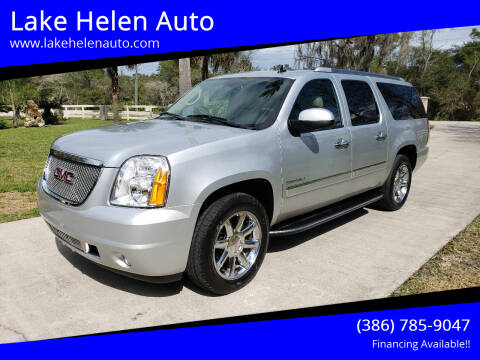 2012 GMC Yukon XL for sale at Lake Helen Auto in Lake Helen FL