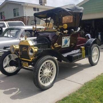 1915 Ford Model T for sale at Classic Car Deals in Cadillac MI