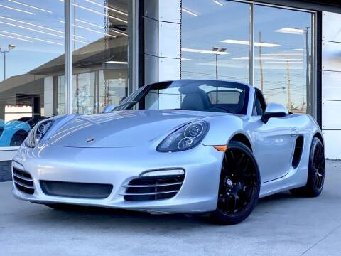 2014 Porsche Boxster for sale at Carmel Motors in Indianapolis IN