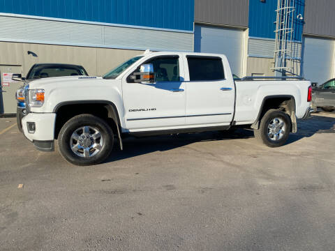 2019 GMC Sierra 3500HD for sale at Truck Buyers in Magrath AB