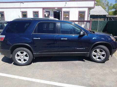2008 GMC Acadia for sale at Freds Auto Sales LLC in Carson City NV
