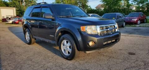 2008 Ford Escape for sale at Wyss Auto in Oak Creek WI