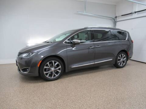 2017 Chrysler Pacifica for sale at HTS Auto Sales in Hudsonville MI