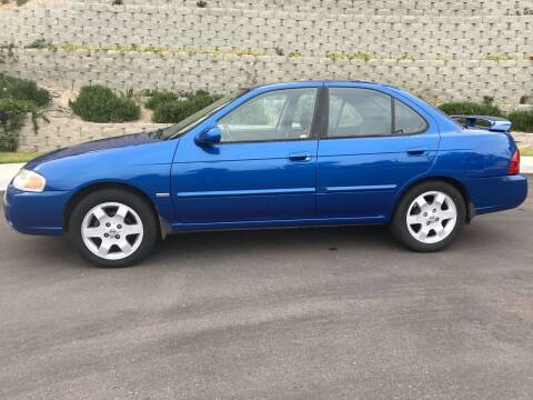 2006 Nissan Sentra for sale at CALIFORNIA AUTO GROUP in San Diego CA