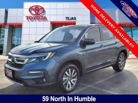 2021 Honda Pilot for sale at TEJAS TOYOTA in Humble TX