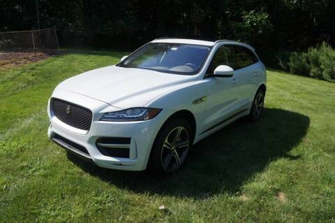 2018 Jaguar F-PACE for sale at Autos By Joseph Inc in Highland NY