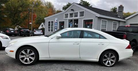 2008 Mercedes-Benz CLS for sale at Top Line Import in Haverhill MA