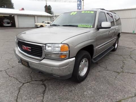 2004 GMC Yukon XL for sale at Gold Key Motors in Centralia WA