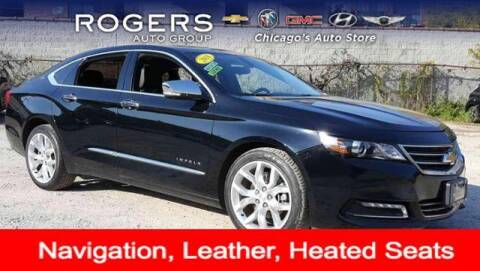 2018 Chevrolet Impala for sale at ROGERS  AUTO  GROUP in Chicago IL