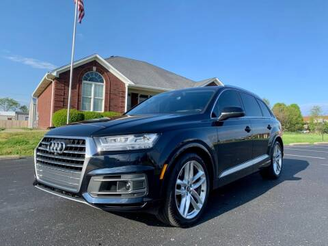 2017 Audi Q7 for sale at HillView Motors in Shepherdsville KY