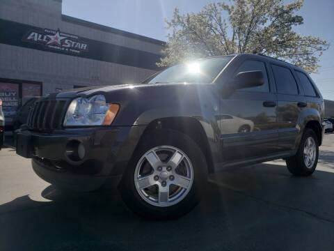 2005 Jeep Grand Cherokee for sale at All-Star Auto Brokers in Layton UT