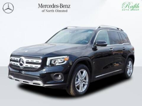 2021 Mercedes-Benz GLB for sale at Mercedes-Benz of North Olmsted in North Olmstead OH