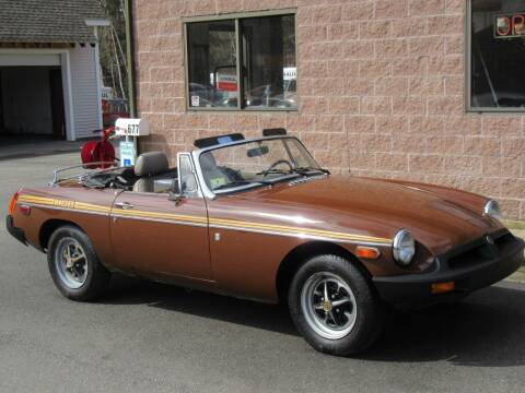 1978 MG MGB for sale at Advantage Automobile Investments, Inc in Littleton MA