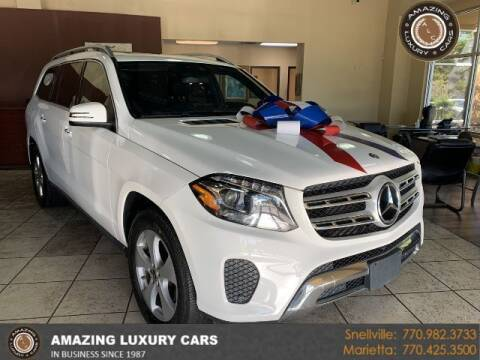 2017 Mercedes-Benz GLS for sale at Amazing Luxury Cars in Snellville GA