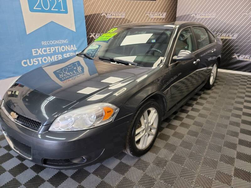 2013 Chevrolet Impala for sale at X Drive Auto Sales Inc. in Dearborn Heights MI