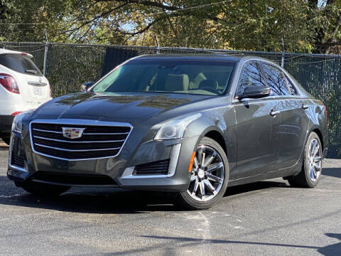 2016 Cadillac CTS for sale at Kugman Motors in Saint Louis MO