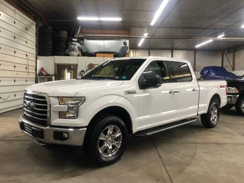 2016 Ford F-150 for sale at T James Motorsports in Gibsonia PA