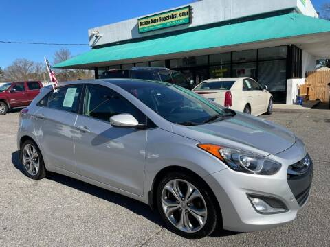 2013 Hyundai Elantra GT for sale at Action Auto Specialist in Norfolk VA