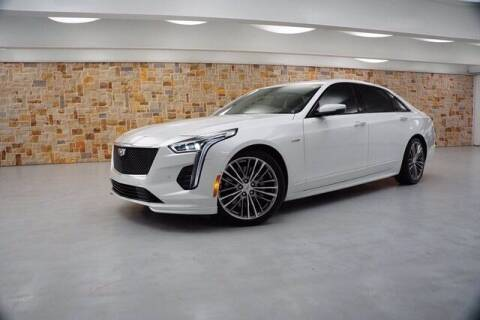 2020 Cadillac CT6-V for sale at Jerry's Buick GMC in Weatherford TX