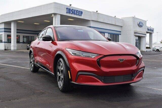 2021 Ford Mustang Mach-E for sale in Greenfield, IN