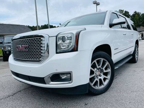 2017 GMC Yukon XL for sale at Classic Luxury Motors in Buford GA