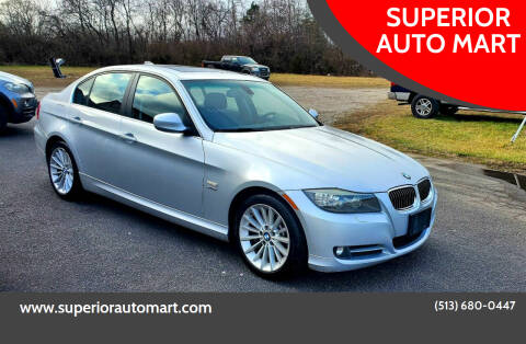 2010 BMW 3 Series for sale at SUPERIOR AUTO MART in Amelia OH