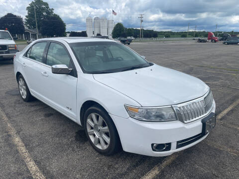 2007 Lincoln MKZ for sale at Trocci's Auto Sales in West Pittsburg PA