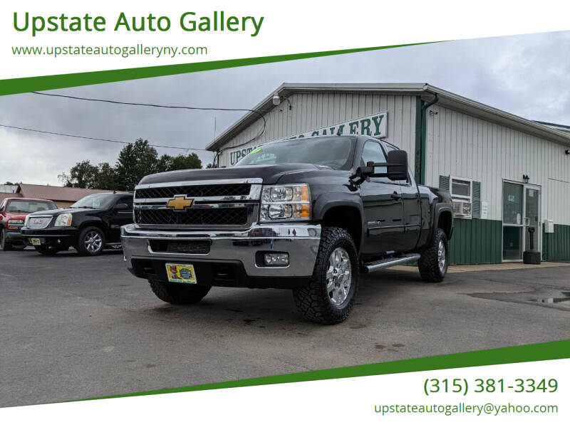 2013 Chevrolet Silverado 2500HD for sale at Upstate Auto Gallery in Westmoreland NY