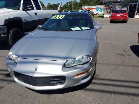 2000 Chevrolet Camaro for sale at Wheel'n & Deal'n in Lenoir NC
