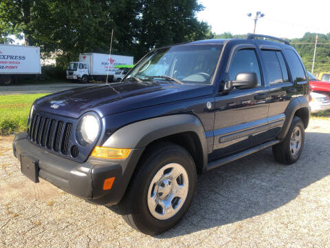 2006 Jeep Liberty for sale at Used Cars 4 You in Carmel NY