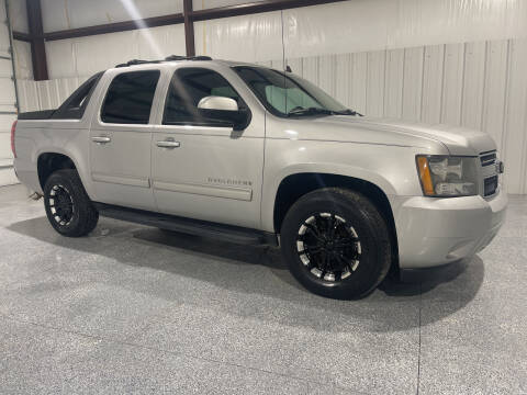 2011 Chevrolet Avalanche for sale at Hatcher's Auto Sales, LLC in Campbellsville KY