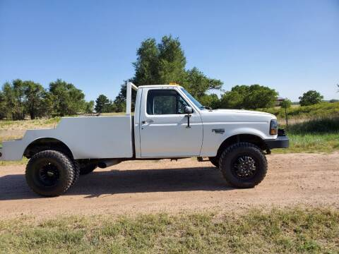 1996 Ford F-350 for sale at TNT Auto in Coldwater KS
