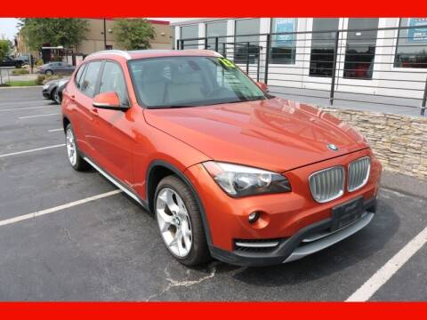 2013 BMW X1 for sale at AUTO POINT USED CARS in Rosedale MD