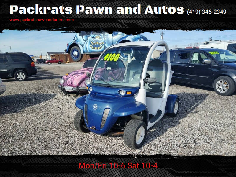 2001 Chrysler GEM for sale at Packrats Pawn and Autos in Defiance OH