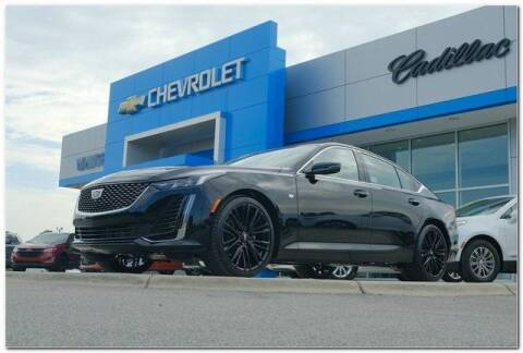 2020 Cadillac CT5 for sale at WHITE MOTORS INC in Roanoke Rapids NC