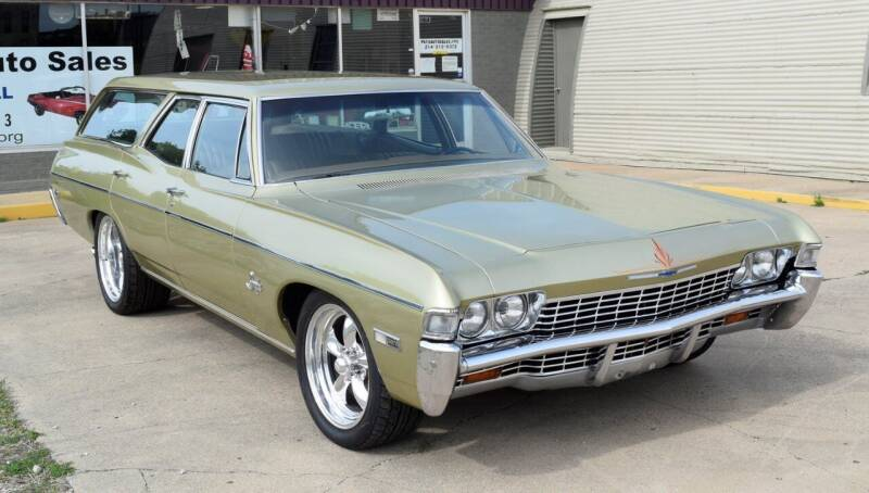 1968 Chevrolet Impala for sale at Pat's Auto Sales in Pilot Point TX