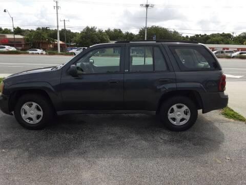 2003 Chevrolet TrailBlazer for sale at Easy Credit Auto Sales in Cocoa FL