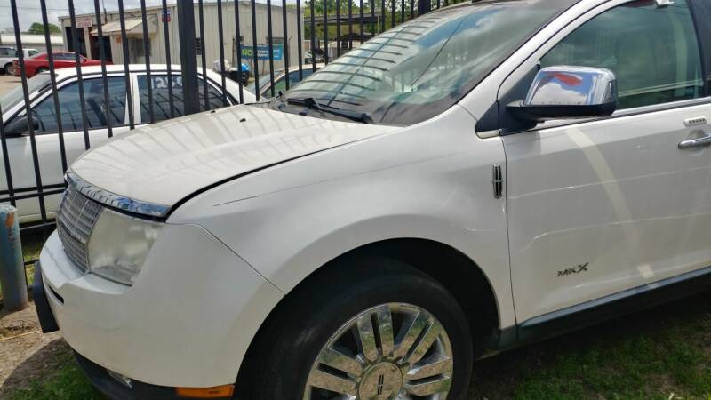 2009 Lincoln MKX for sale at Ody's Autos in Houston TX